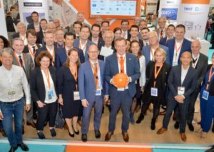 Spectator at Paris Healthcare Expo 2019 | © Spectator Healthcare Technology